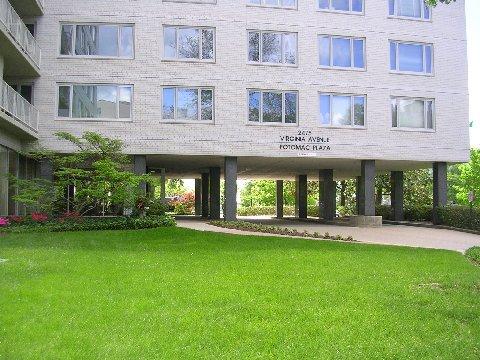 Potomac Plaza Front Entrance