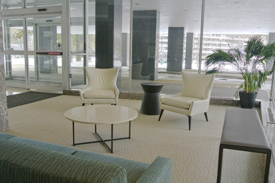 Ordinaire Potomac Plaza Apartments Lobby (North Side) | Potomac Plaza Apartments Co Op