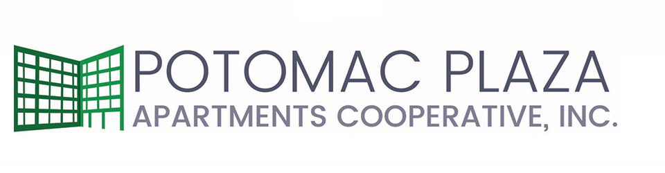 Potomac Plaza Apartments Cooperative Logo