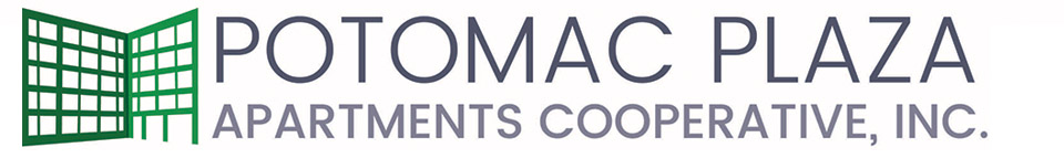 ... 143 In WordPressHeader. ← Previous · Potomac Plaza Apartments  Cooperative Logo